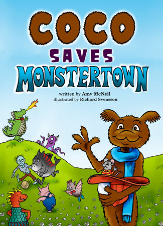 Coco Saves Monstertown