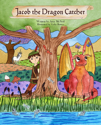Jacob the Dragon Catcher
